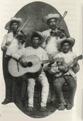 Mariachis en Barcelona