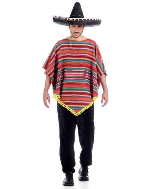 disfraz mexicano